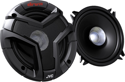 "JVC CS-V518 5.25"" 200 Watts Drvn Series Car Speakers"