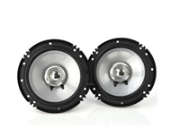 "Kenwood KFC-C1655S 6.5"" 300W 2-Way Dual Cone Flush Mount Sport Series Speakers"