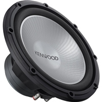 "Kenwood KFC-W12DVC 12"" 1000 Watts Dual 4-Ohm Performance Series Car Subwoofer"
