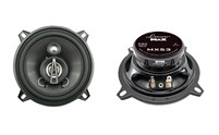 "Lanzar MX53 5.25"" 280 Watts 3-Way Max Series Triaxial Car Speakers"