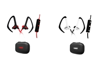 Naxa NE-936 Neurale Bluetooth Sport Earphones with Mic/Remote