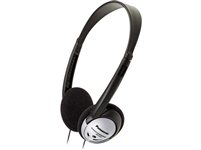Panasonic RP-HT21 Lightweight Stereo Headphones with XBS Extra Bass System