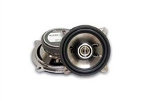 "Performance Teknique ICBM-744 4"" 2-Way 300 Watts Coaxial Car Speakers"