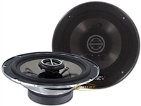 "Performance Teknique ICBM-762 6.5"" 2-Way 400 Watts Coaxial Car Speakers"