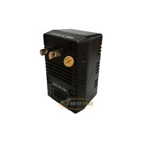 PHC TC-55U Deluxe Step-Up Voltage Converter 55 Watts - 110/120V to 220/240V