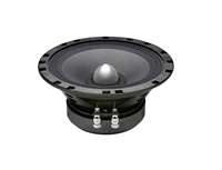 "Powerbass 4XL-65-92 6.5"" 200 Watts Competition Grade Composite Midrange Speaker"