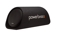 "PowerBass BTA-8 8"" 300 Watts Single 4-Ohm Amplified Bass System"