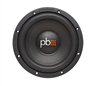 "Powerbass S-84D 8"" 250 Watts Dual 4-Ohm S-Series Car Subwoofer"