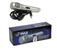 PYLE PDMIK1 Professional Moving Coil Dynamic Handheld Microphone