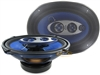 "Pyle PL6984BL 6x9"" 400 Watts 4-Way Blue Label Series Car Speakers"