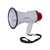 PYLE PMP30 30 Watts Professional Megaphone (Bullhorn) with Siren