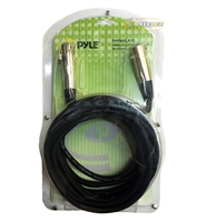 "Pyle PPFMXLR15 15"" Female XLR to Male XLR Microphone Cable"