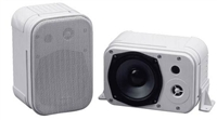 "PYRAMID 4071WP 5"" 400W 2-Way Indoor/Outdoor Waterproof Speaker System (Pair)"