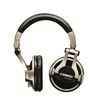Shure SRH750DJ Professional Quality DJ Headphones (Gold)