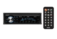 Soundstorm ML46DB Single-DIN Car Receiver w/Detachable Panel/Bluetooth/USB/SD/AUX-IN/AM/FM