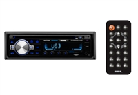 Soundstorm SDC26B Single-DIN Car Receiver w/Bluetooth/CD/USB/SD/AUX-IN/AM/FM