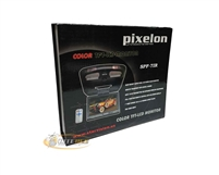"Pixelon SPF-7IR 7"" Flip Down TFT LCD Color Monitor ***Closeout Item***"