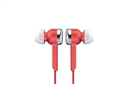 IQ Sound IQ-113 Lightweight Stereo Earphones - RED