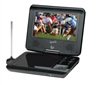 "SuperSonic SC-257A 7"" Portable DVD Player w/Digital TV Tuner/USB/SD In/Remote"