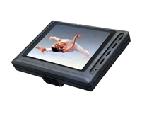 "TM-600 6"" LCD Color Mobile Headrest Video Monitor ***AS-IS***"