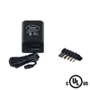 Uninex Electrix CV014 500mA AC to DC Adaptor with 6 Plugs