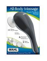 Wahl 4120-600 All-Body Massage Powerful Therapeutic Massager