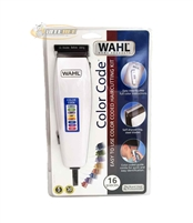 Wahl 9155-100 16-Piece Color Coded Haircutting Kit