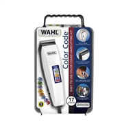 Wahl 9155-700 17-Piece Color Coded Haircutting Kit