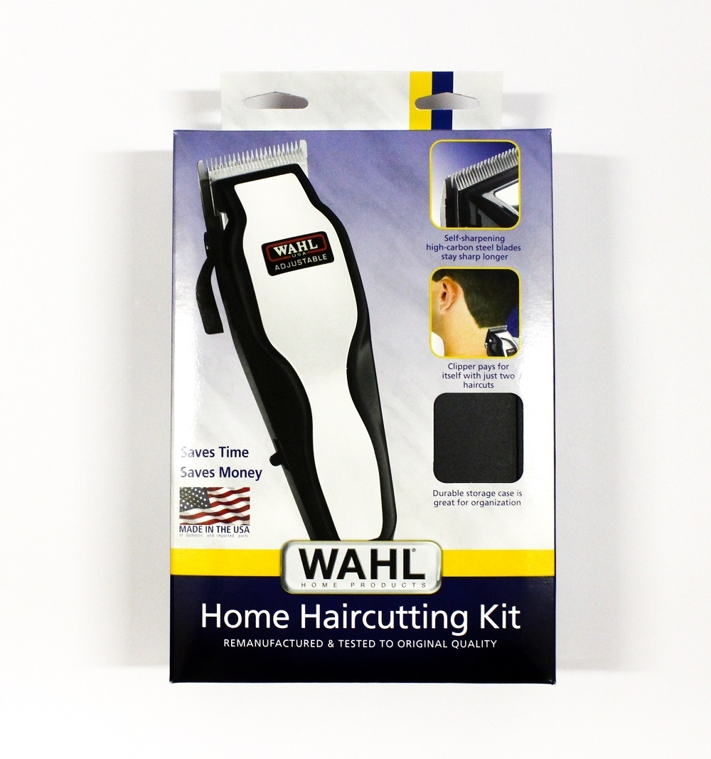 wahl home haircutting kit wahl 9298 500 home haircutting kit factory refurbished 4093