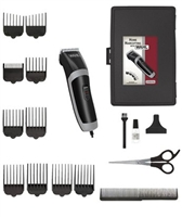 Wahl 9655-500 17 piece Hair Clipper Set (Dual Voltage - 110 / 220 Volts)