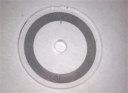 PR07PS 14-256 Code Disc for iC-PR1456 (14 mm,256 CPR)