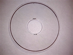 PR28PS 43-720 Code Disc for iC-PR4307 (43 mm,720 CPR)