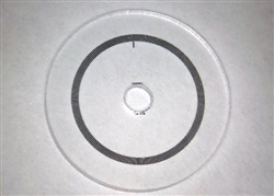 PR29PS 14-250 Code Disc for iC-PR1456 (14 mm,250 CPR)