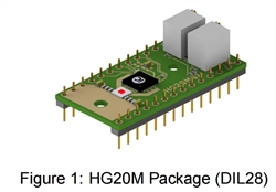 iC-HG30 iCSY HG20M Module for SMD VCSEL Arrays