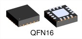 iC-MCB QFN16-3x3 Sample