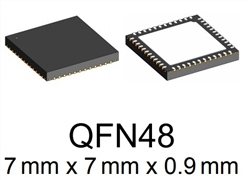 iC-MU200 QFN48-7x7-Sample