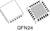 iC-NZN QFN24-4X4-Sample