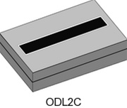 iC-ODL OBGA ODL2C-Sample