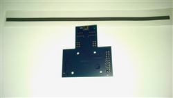iC-PR256 EVAL PR1M (4 um via 256 um Linear Strip)