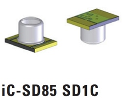 iC-SD85 SD1C LED Sample (Lens Window)