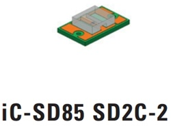 iC-SD85 SD2C3 LED Sample (Flat Glass)