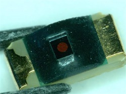 iC-TL6 BLCC2 1206 1R Point Source LED (300 µm) Sample