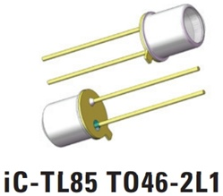 iC-TL85 TO46-2L1 LED (Lens window)-Sample