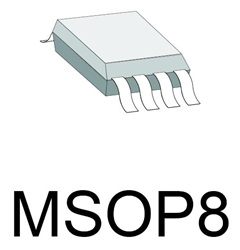 iC-WKL MSOP8-Sample