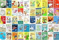 Five-Pack of Dr. Seuss Books ~ Hardcovers