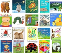 Five-Pack of Children's Board Books