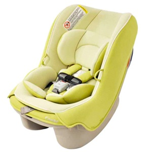 Combi Coccoro Convertible Car Seat In Key Lime
