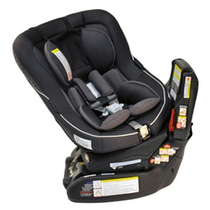 Combi Zeus 360 Convertible Car Seat In Licorice