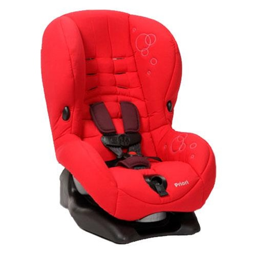 Maxi Cosi 2011 Priori Convertible Car Seat In Intense Red