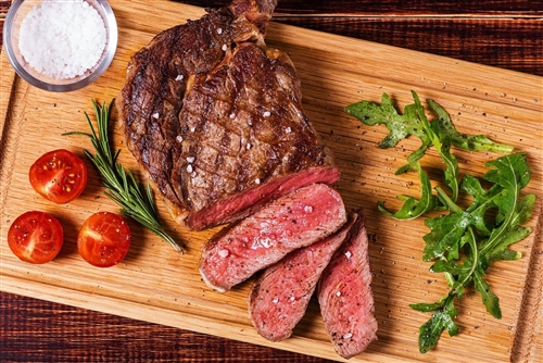 Ribeye Steaks & Filet Mignons